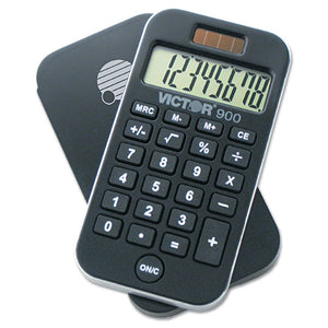 ESVCT900 - 900 Antimicrobial Pocket Calculator, 8-Digit Lcd