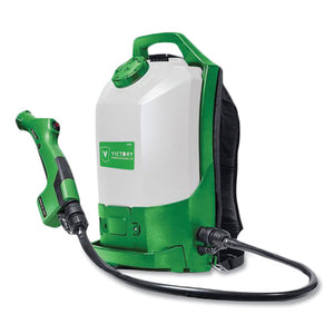 Professional Cordless Electrostatic Backpack Sprayer, Green