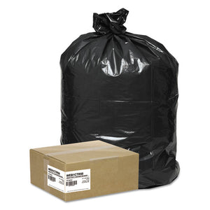 ESWBIWEB1CTR50 - Super Value Pack Contractor Bags, 42gal, 2.5 Mil, 33 X 48, 50-carton