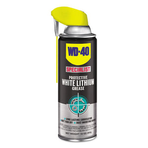 ESWDF300240CT - Specialist Protective White Lithium Grease, 10 Oz Aerosol, 6-ct