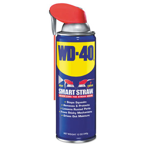ESWDF490057 - Smart Straw Spray Lubricant, 12 Oz Aerosol Can, 12-carton
