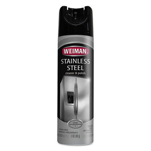 ESWMN49CT - Stainless Steel Cleaner And Polish, 17 Oz Aerosol, 6-carton