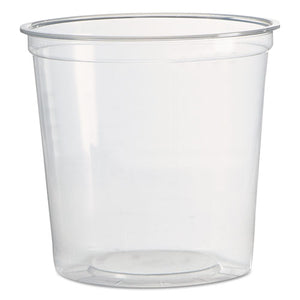 ESWNAAPCTR24 - Deli Containers, 1-Comp, Clear, 24 Oz