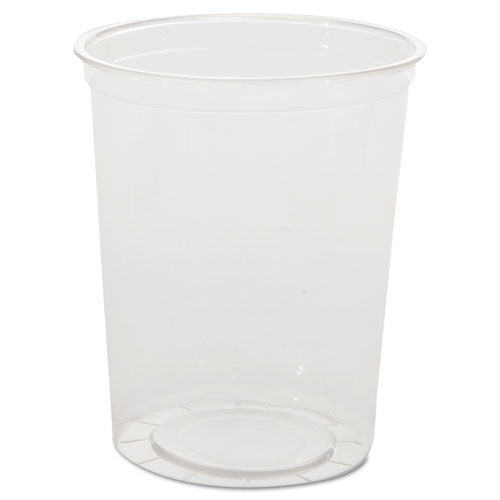 ESWNAAPCTR32 - Deli Containers, Clear, 32oz, 25-pack, 20 Packs-carton