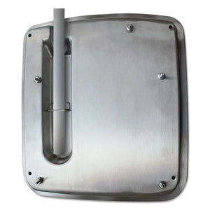 ESWRL1710310K - Verdedri Hand Dryer Top Entry Adapter Kit, 14 3-8 X 1 1-4 X 13 1-2, Stainless