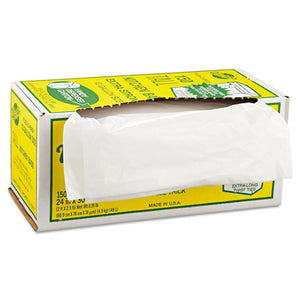 ESWRPFB13150 - Industrial Strength Flex-O-Bags, 24 X 30, 13gal, 1.25mil, White, 150-box