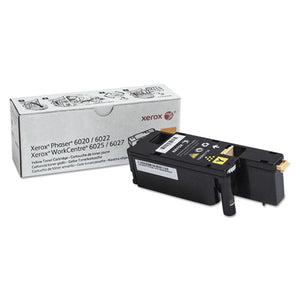 ESXER106R02758 - 106r02758 Toner, 1000 Page-Yield, Yellow