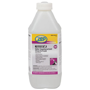 ESZPER36101CT - Concentrated Odor Counteractant, Clean & Fresh, 67.6 Oz Bottle, 4-carton