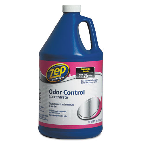 ESZPEZUOCC128EA - Odor Control, 128 Oz, Lemon, Bottle