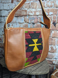 One of a Kind Ava Hobo Tan Leather No. 2LCV (OLD STYLE)