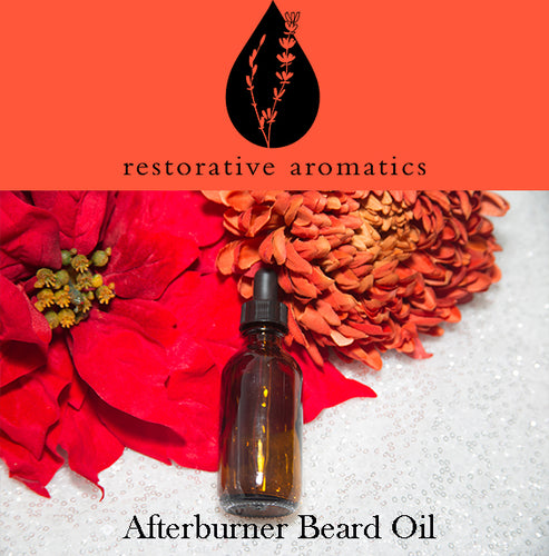 Afterburner Beard Oil