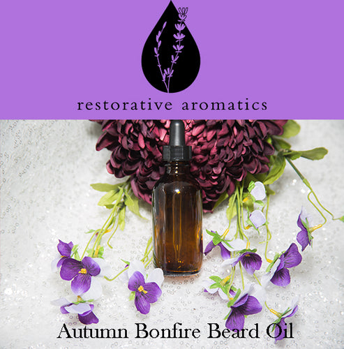 Autumn Bonfire Beard Oil