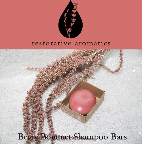 Berry Bouquet Shampoo Bars