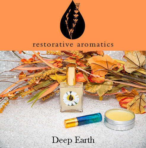 Deep Earth Perfume