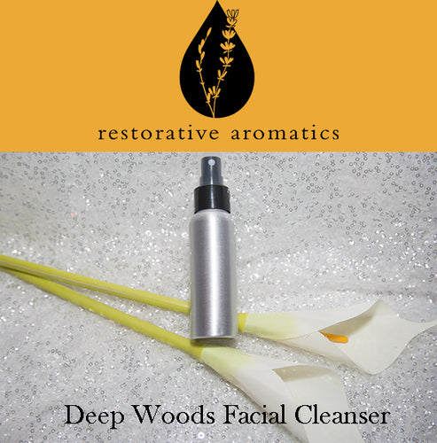 Deep Woods Facial Cleanser
