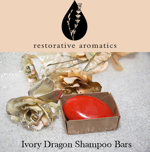 Ivory Dragon Shampoo Bars