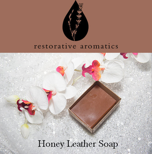 Honey Leather Soap