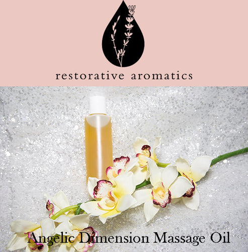 Angelic Dimension Massage Oil