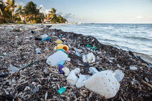 Trillions of trash in our ocean. Photograph by WATERFRAME, ALAMY | Dronescend Blog