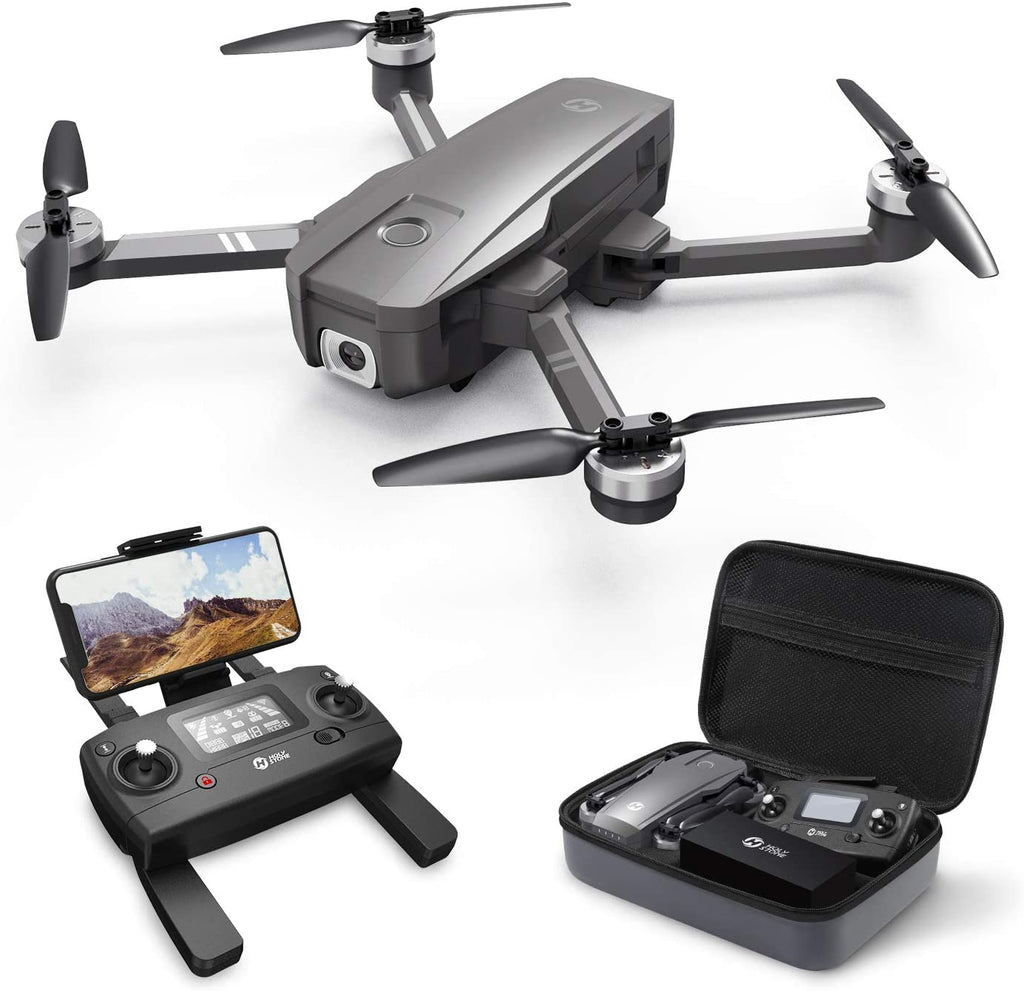 HS720 Drone With Remote Control and Carry Case