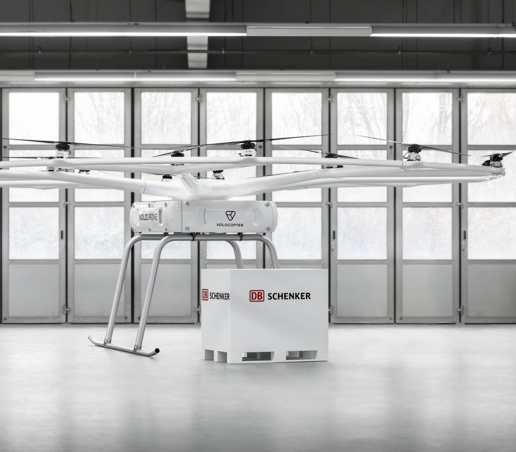 VoloDrone from Volocopter