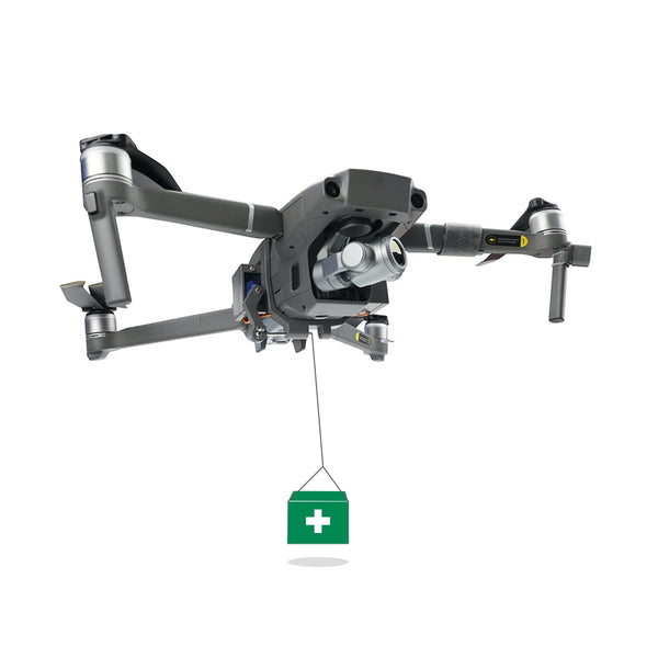 Air Drop System for DJI Mavic 2