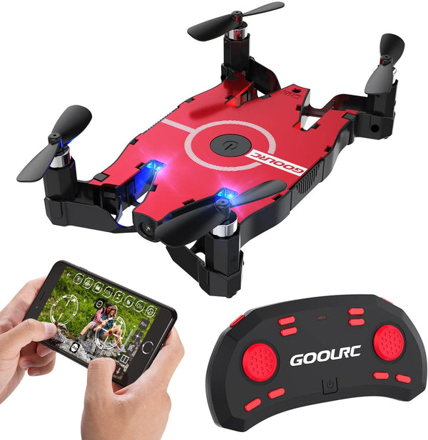 Gool RC T49 Ultrathin Quadcopter