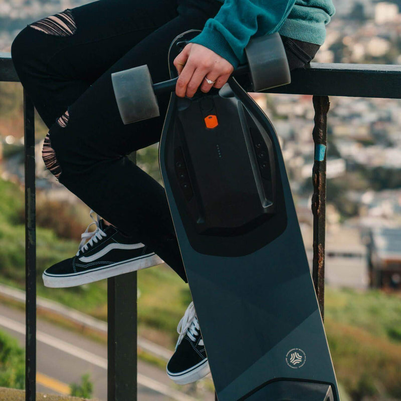 Boosted Electric Skateboard Boosted Stealth Electric Skateboard