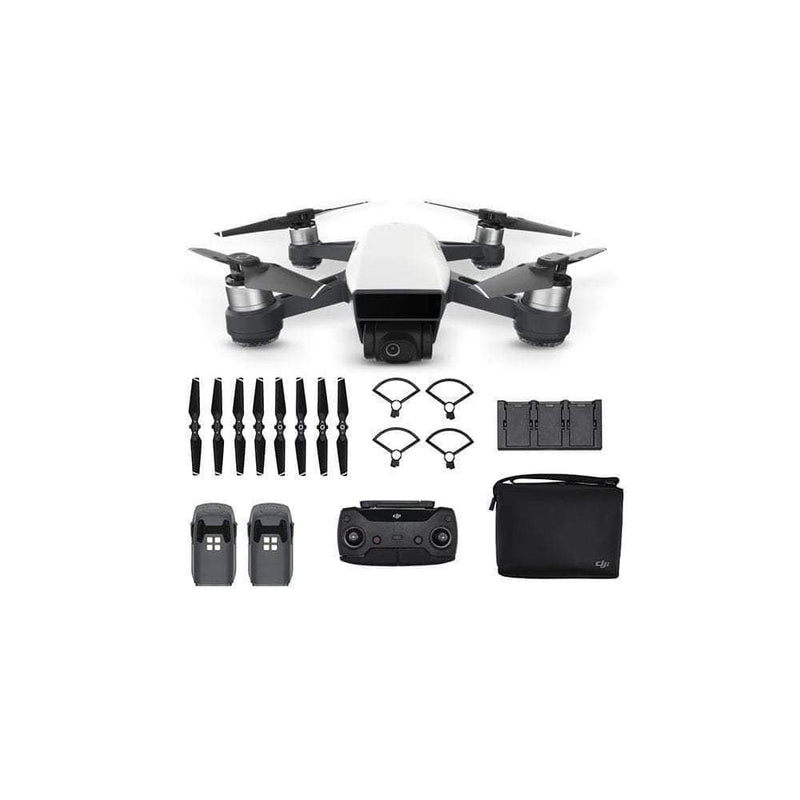 DJI Quadcopters DJI Spark Fly More Combo (Alpine White)