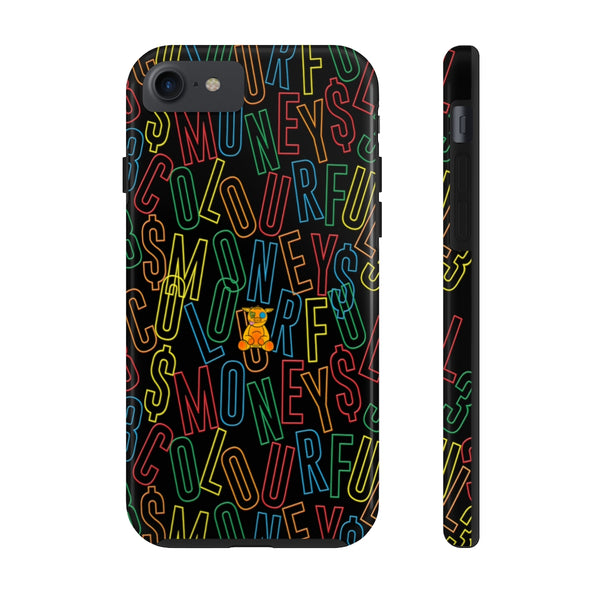 Scattered Letter Case Mate Tough Phone Cases
