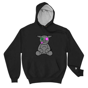 NooB HanZ0 Colourful Money x Champion Hoodie