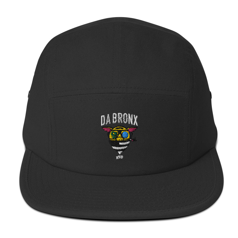 Da Bronx Five Panel Cap by Colourful Money