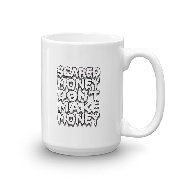Broke Buster Coffee Mug by Colourful Money