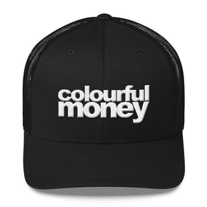 Colourful Money Trucker Cap