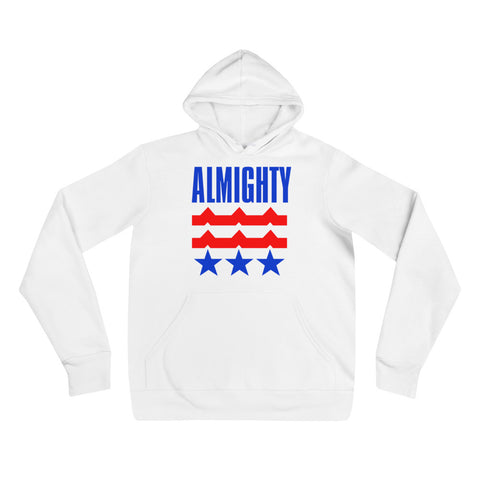 Almighty hoodie Blue