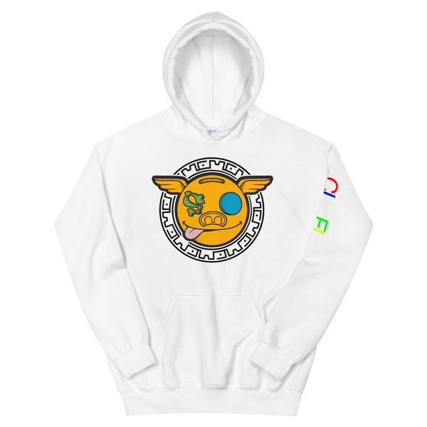 Hanz0 Crest Hooded Sweatshirt