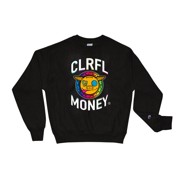 Colourful Money x Champion Sweatshirt