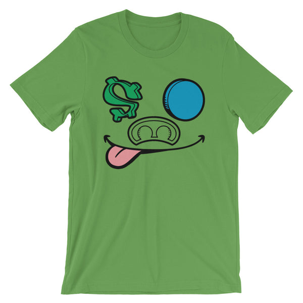 Z0 Face Short-Sleeve Unisex T-Shirt
