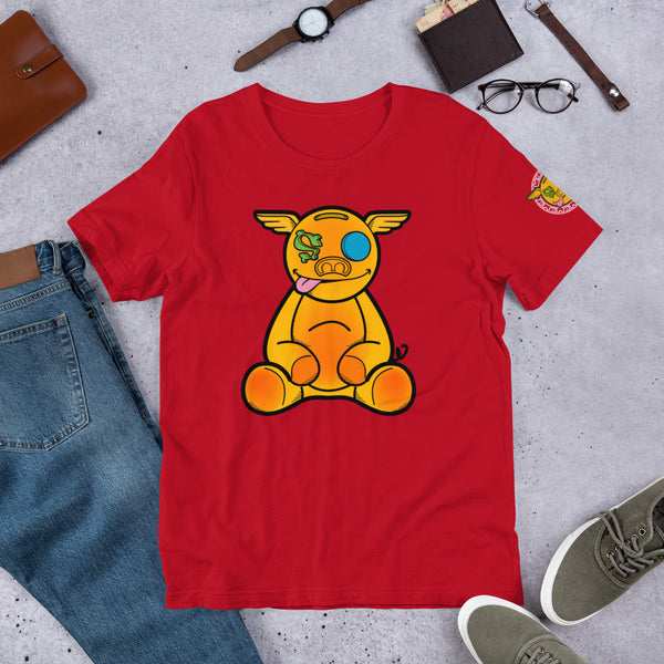 Original HanZ0 Plush Short-Sleeve by Colourful Money
