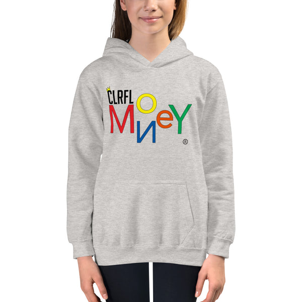 PLAY money Kids Hoodie