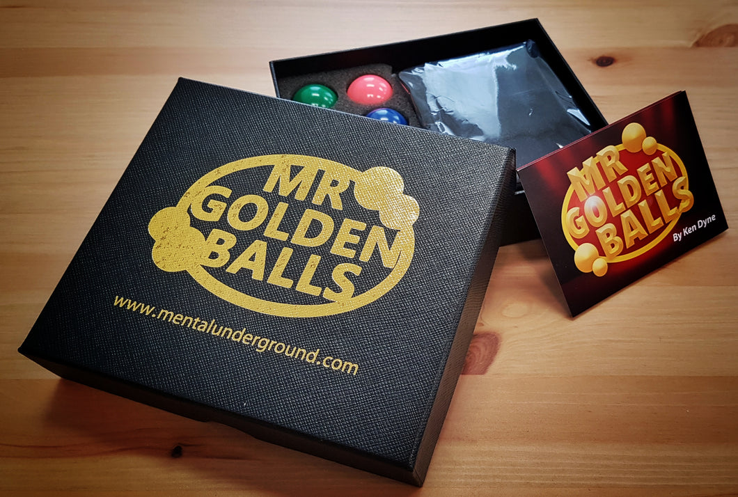 Mr Golden Balls 2.0