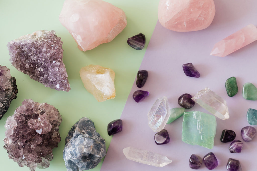 Our Fave Crystals Right Now