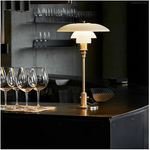 PH Glass Table Lamp