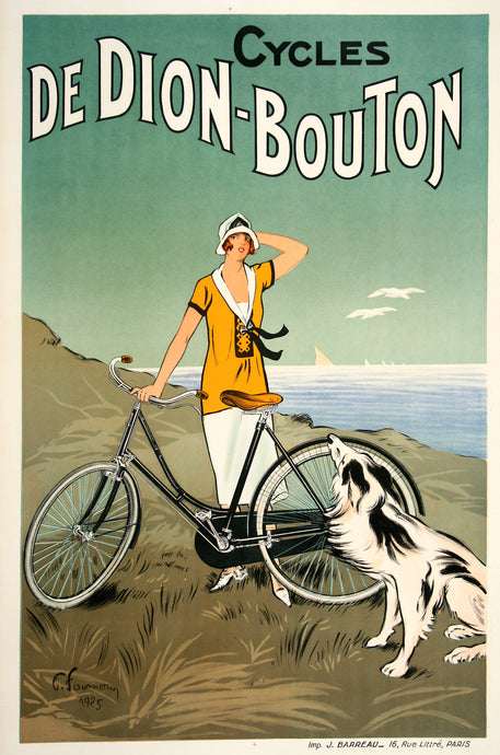 Le Tour De France: The History Behind Bicycles in Posters
