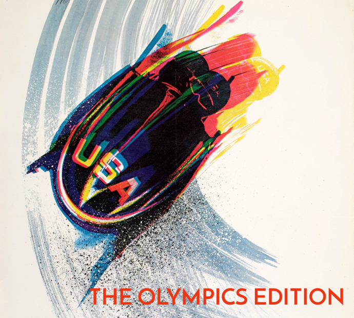 Get Sporty – The Olympics