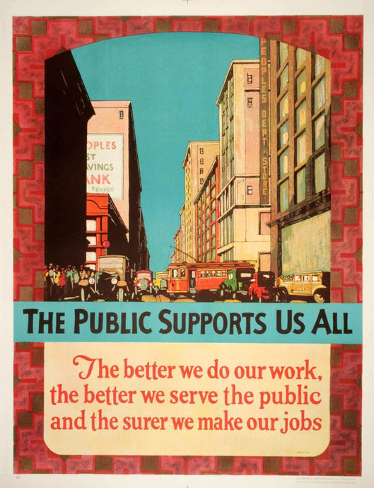 Labor Day & Labor Movements in Posters