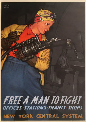 Free a Man to Fight Poster