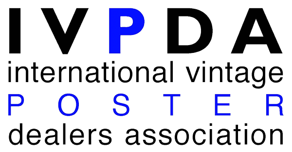 Member of the International Vintage Poster Dealer Association