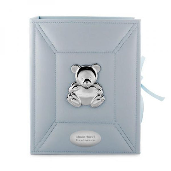 Baby Keepsakes Box - Blue