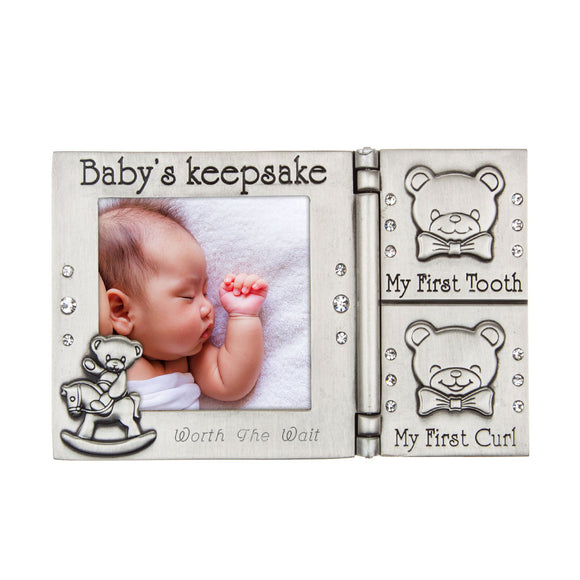 Teddy Bear Keepsakes Box